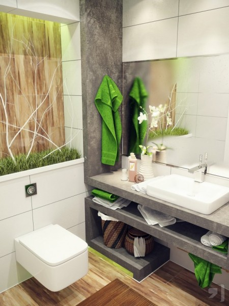 1 2 Bathroom Design Ideas http://homeideasmag.com/tag/bathroom-2/