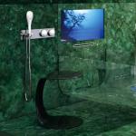 Modern Glass Bathubs