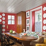 Stylish vintage interior of a house