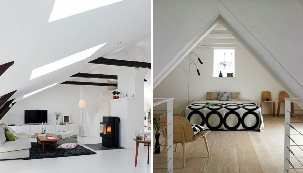 58 House Design With Attic 5 Bedroom Gable Roof Type Images