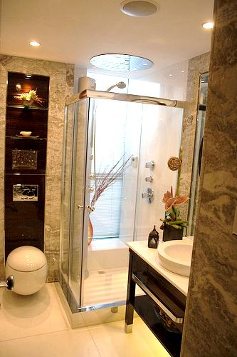 The top five trends in updating a master bathroom ideas for Latest trends in master bathrooms
