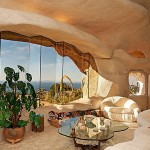Flintstones House in Malibu