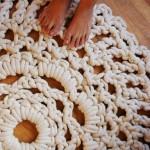 Unusual rug