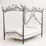Bed - wood