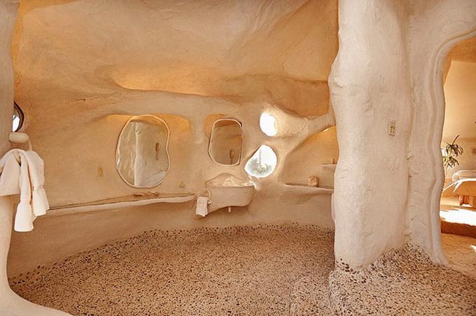 Flintstones House In Malibu Ideas For Home Garden