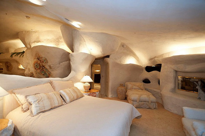 Flintstones House In Malibu Ideas For Home Garden