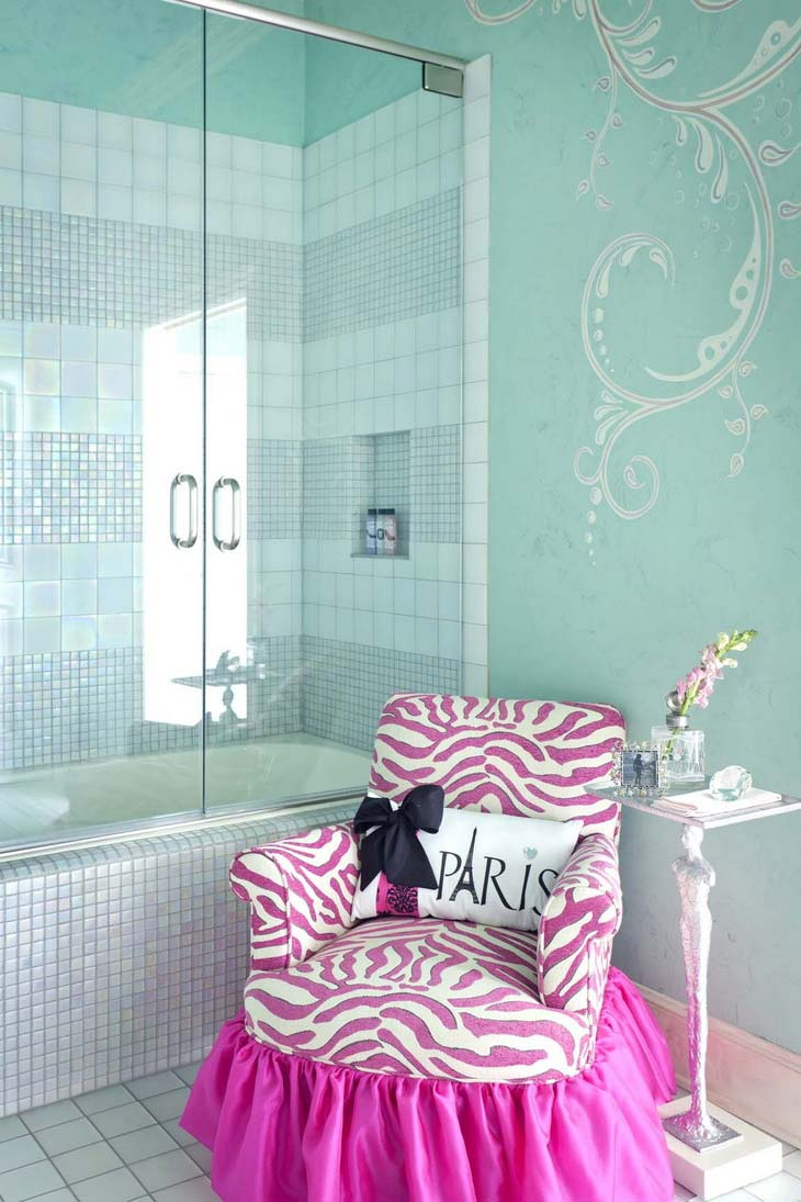 Turquoise Children S Room For Girls Ideas For Home