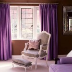 Shades of purple in the Interior