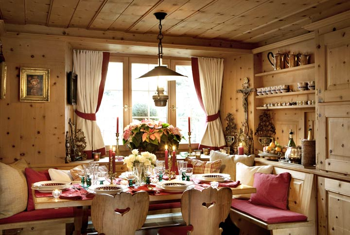 Cozy house in the Alps | Ideas for Home Garden Bedroom
