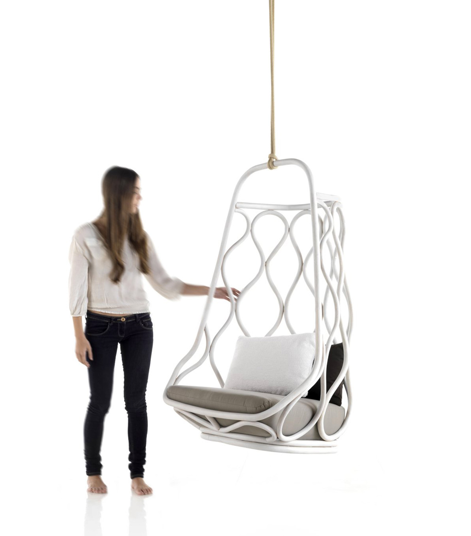 hanging chair swing ideas for home garden bedroom