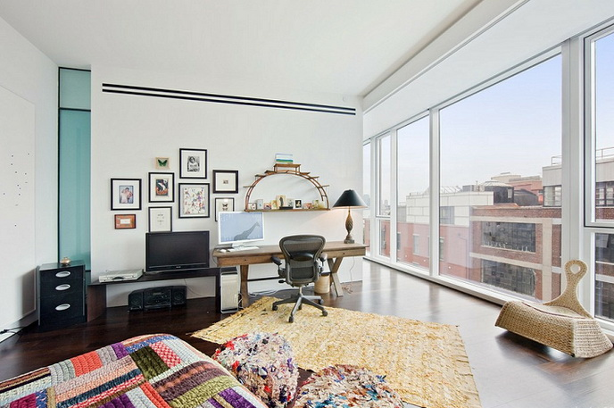 Apartment Natalie Portman In New York Ideas For Home