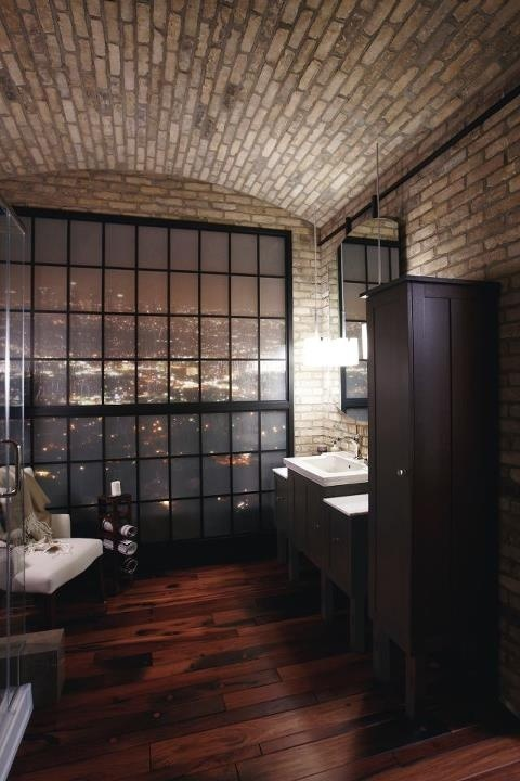 Brick walls in the interior ideas for home garden Wall interior