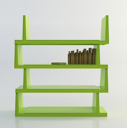 bright shelves ideas for home garden bedroom kitchen rh homeideasmag com lime green shelving unit lime green floating shelves
