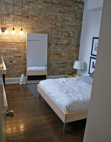 Brick Walls In The Interior Ideas For Home Garden