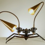 The most creative lamp for the interior of your home