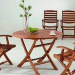 Wonderful wooden garden furniture