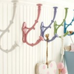 Beautiful and simple ideas hangers hallway