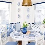 The dining area is a great idea for your apartment