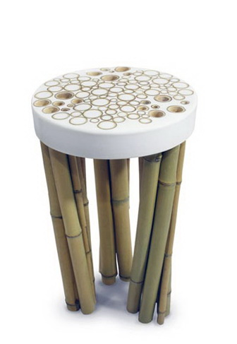 Eco bamboo furniture in your home Ideas for Home Garden Bedroom