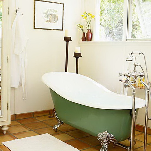 Ideas For Home Garden Bedroom Kitchen: The Ideas And Design The Beautiful Windows In The Bathroom
