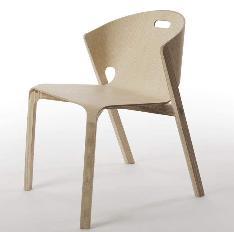 1-Dining Chair by Benjamin Hubert
