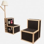 Interesting furniture from No Stereotype Series