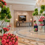 Four Seasons. Hotel George V in Paris