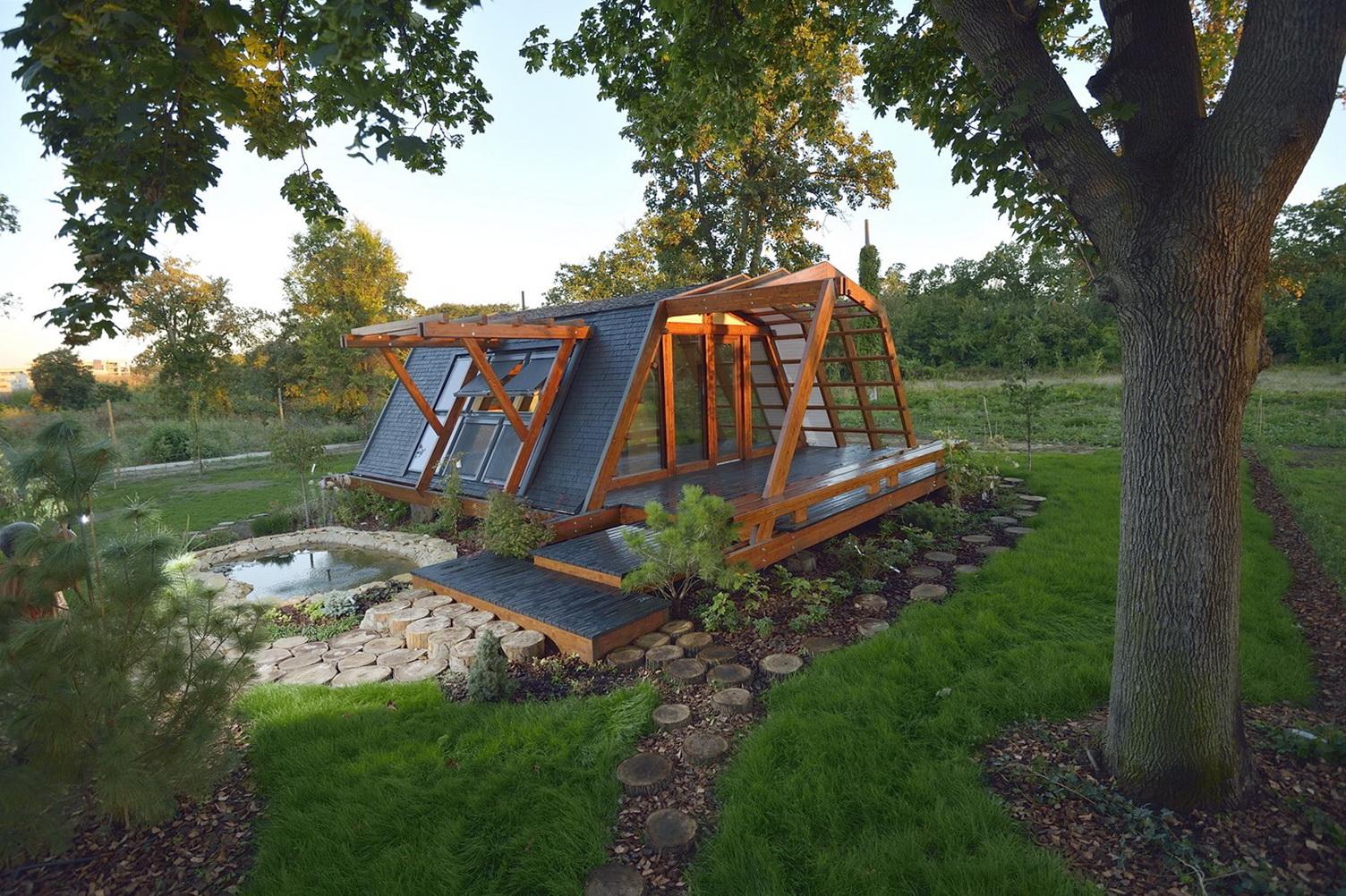 Mobile homes landscaping ideas joy studio design gallery for Garden design trailer