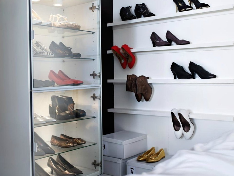 ikea shoe storage solutions pictures to pin on pinterest
