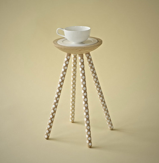 1-beige table