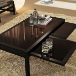 The coffee table-transformer