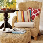 Comfortable and beautiful wicker furniture