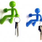 Funny hanger for keys