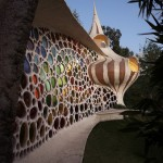 Funny House - a snail in Mexico