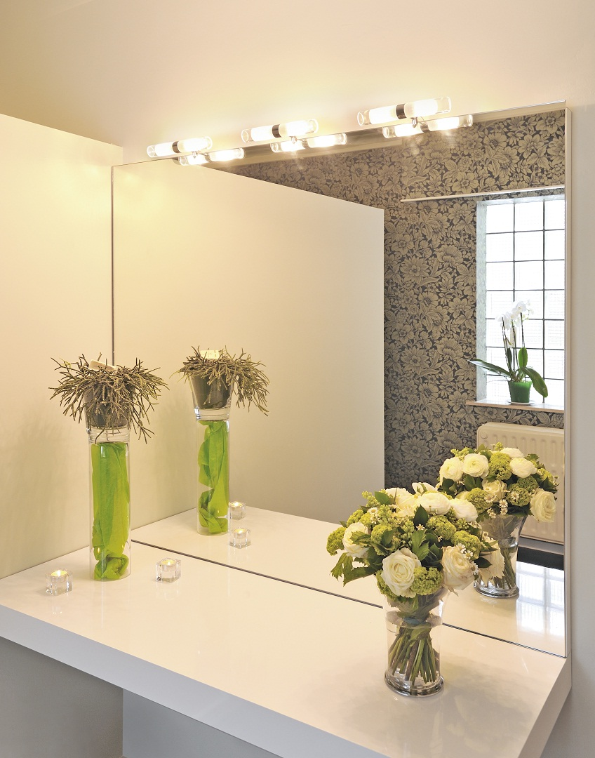 Modern Bathroom Lighting To Transform your Powder Room | Ideas for ...