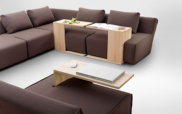 Italian Multifunctional Furniture