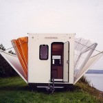 Merry Mobile cottage on wheels