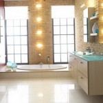 Modern and beautiful bathrooms
