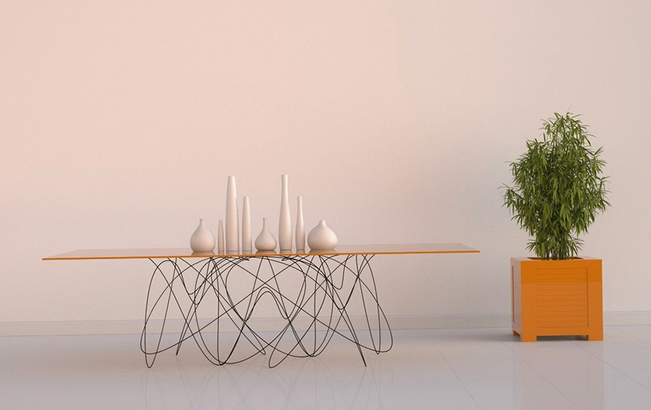A Table ...