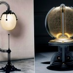 Lamps and furniture from Design Roberto Fallani