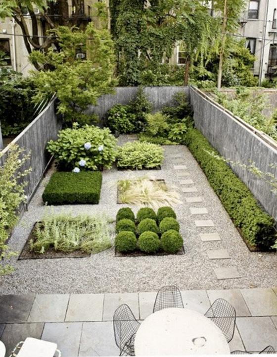 Zen Sand Garden Coffee Table