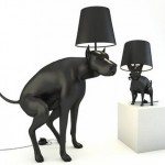 "Funny Light ""Scatting dog"""
