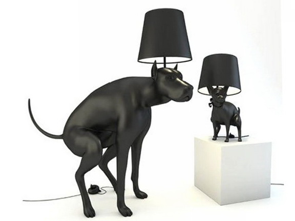 Funny Light Scatting Dog Ideas For Home Garden Bedroom