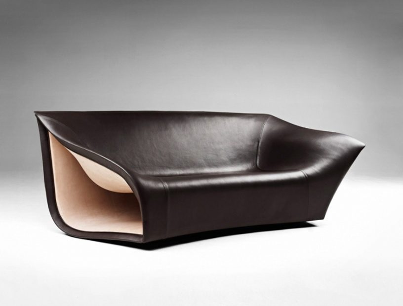 1 Leather Sofas Chairs Designer Alex Hull
