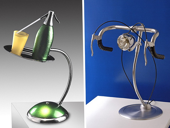 The Most Unusual Lights From The Master Maurizio Lamponi Leopardi - Unusual bedroom lamps