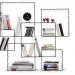 Random Shelf System for Constantly Redesign Your Room