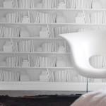 Bookshelf Wallpaper Series