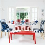 Ideas for Dining Rooms in Nautical Style