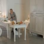 """Bed & Breakfast"" Interior"