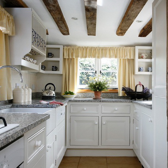 Best Ideas for Small Kitchens   Ideas for Home Garden ... on Best Small Kitchens  id=57118